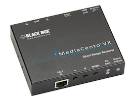 Black Box MediaCento VX Standard Receiver, AVX-VGA-TP-SRX, 15763086, Video Extenders & Splitters
