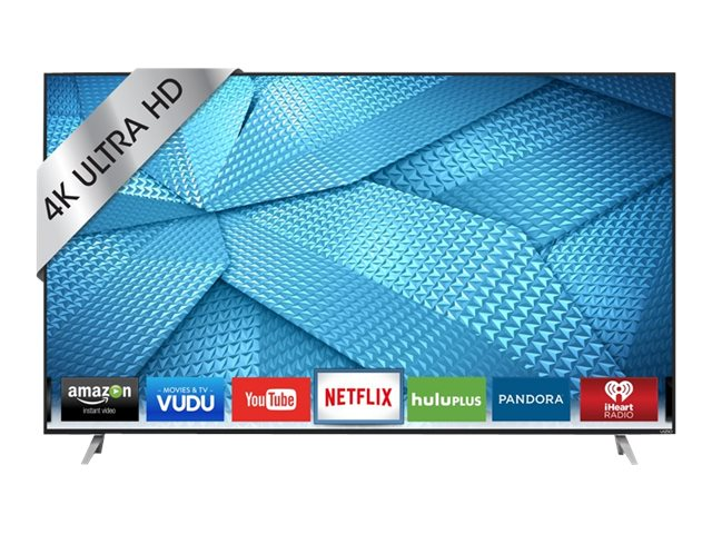 Vizio 80 M80-C3 4K Ultra HD LED-LCD Smart TV, Black, M80-C3, 19332515, Televisions - LED-LCD Consumer