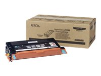 Xerox Cyan Toner Cartridge for the Xerox Phaser 6180 Printer & MFP, 113R00719, 7438128, Toner and Imaging Components