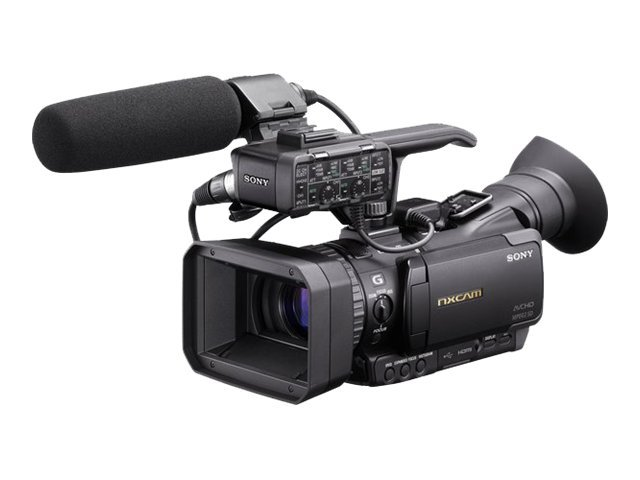 Sony NXCam Compact Camcorder