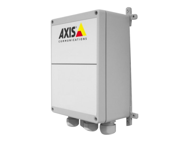 Axis T97A10 Wall Mount Enclosure, White, 5021-101, 18159010, Mounting Hardware - Miscellaneous