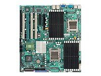Supermicro Motherboard, MCP55 Pro, Dual Opteron DC, 1000MHz, EATX, Max 64GB DDR2, 2PCIEX8, 4PCIX,GBE,Vid,SATA-R, MBD-H8DM8-2-O, 7335209, Motherboards