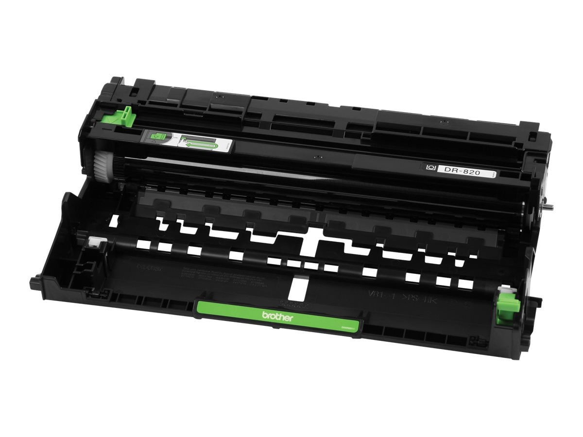 Brother DR820 Drum Unit, DR820, 31303311, Toner and Imaging Components