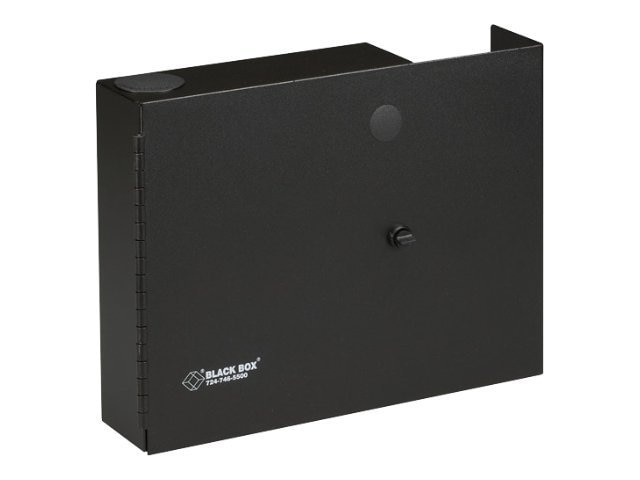 Black Box Fiber Wall Cabinet, Open Style, JPM400A-R2, 10107514, Rack Mount Accessories