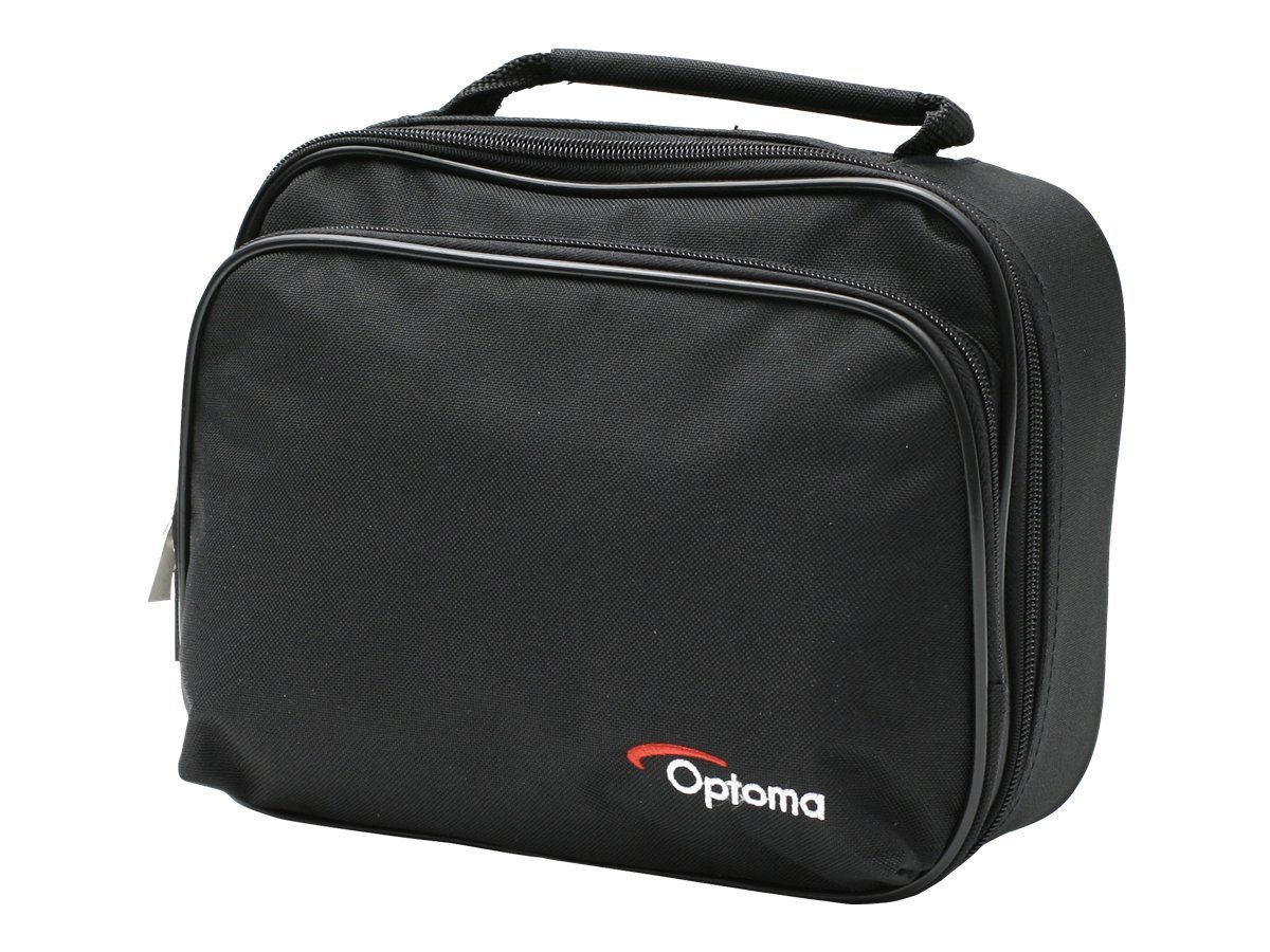 Optoma Soft Case, for EP1691, EP7155, TX7155, BK-4021, 8615421, Carrying Cases - Projectors