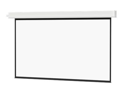 Da-Lite Advantage Electrol Projection Screen, HC Matte White,16:9, 119, 92618LS