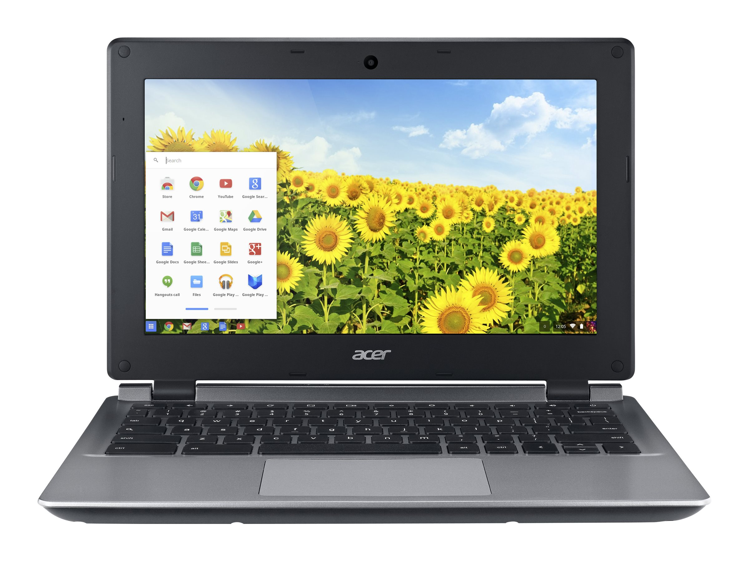 Acer Chromebook 11 C730E-C4BA 2.16GHz Celeron 11.6in display, NX.GC1AA.001