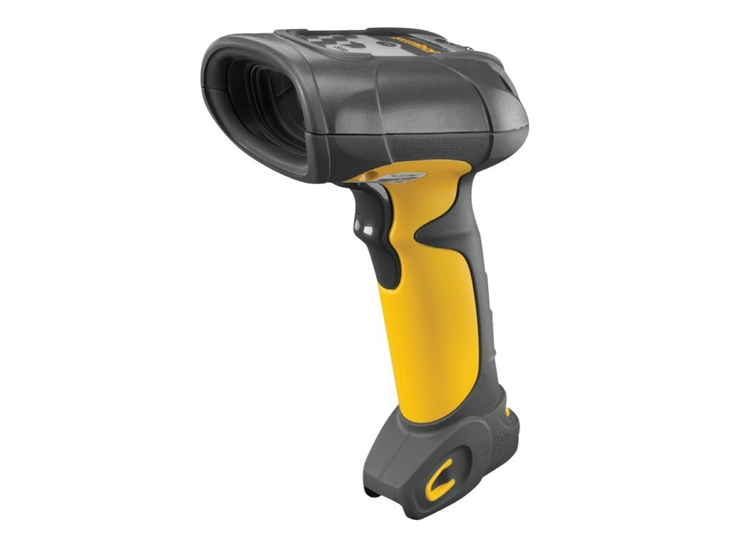 Zebra Symbol DS3578 Rugged Cordless Imager Scanner, USB Cable, FIPS Cradle, Power Supply, Standard Range, DS3578-SRFU0100IR