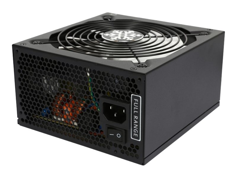 Rosewill Glacier 500M 500W Power Supply 80 Plus Bronze Certified, GLACIER 500M