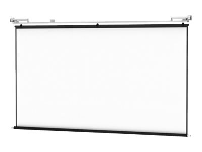Da-Lite Scenic Roller Projection Screen, 15' x 20', Matte White, 120V Motor