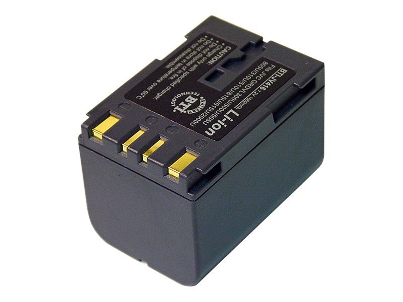 BTI JVC GRDVL Camcorder Battery, BTI-JV416, 292438, Batteries - Camera