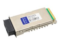ACP-EP X2 40KM TAA XCVR 10-GIG DWDM SMF SC Transceiver for Cisco