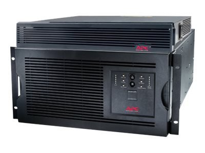 APC Smart-UPS 5000VA Rackmount with Transformer, 208V Input, 120 208V Output, SUA5000R5TXFMR