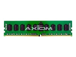 Axiom 32GB PC4-19200 288-pin DDR4 SDRAM RDIMM, A8711888-AX, 32229459, Memory