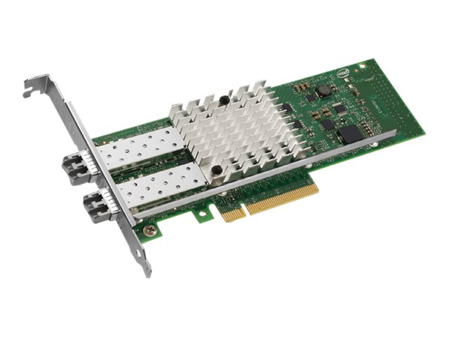 Intel Converged Network Adapter SR2, E10G42BFSRBLK, 15411902, Network Adapters & NICs