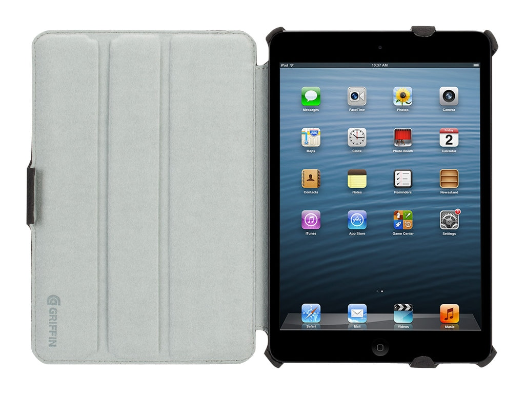 Griffin Journal for iPad Mini Black