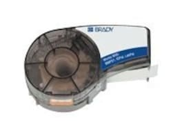 Brady 0.75 x 21' BMP21 White Vinyl Cartridge, M21-750-595-WT, 12620397, Paper, Labels & Other Print Media