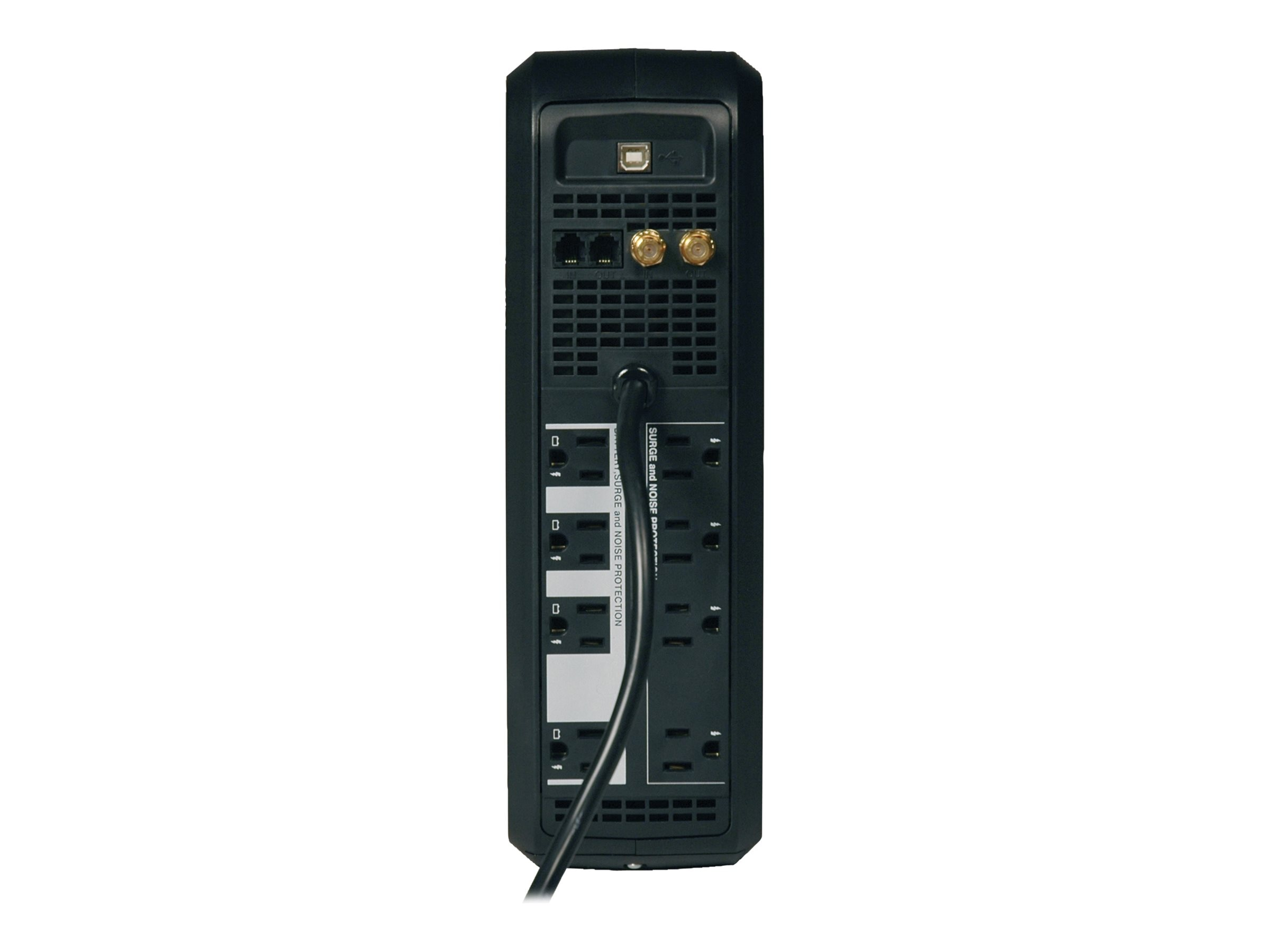 Tripp Lite 1000VA UPS Smart Pro Digital LCD Line-Interactive (8) Outlet, SMART1000LCD