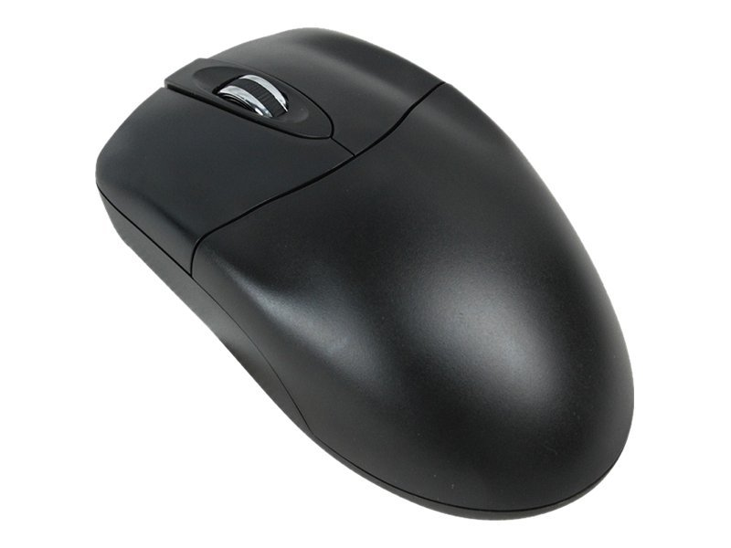 Adesso 3-Button Optical Scroll Mouse, PS 2, HC-3003PS