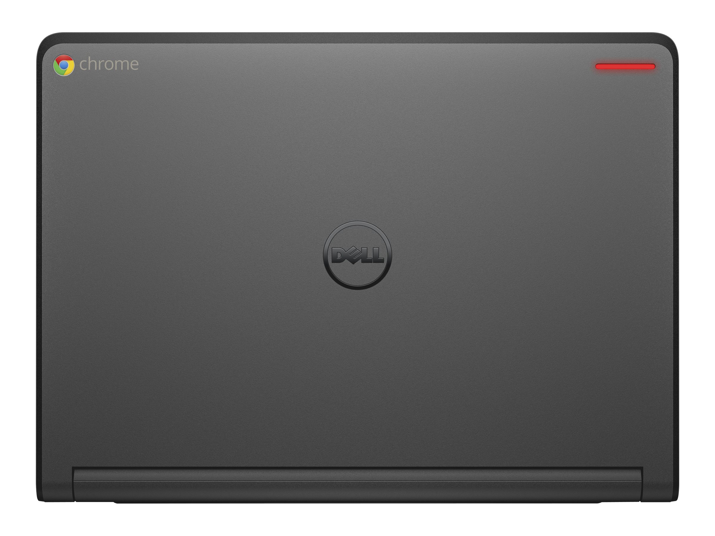 Open Box Dell Chromebook 11  Touch ChromeOS, Black Trim, T4MRY