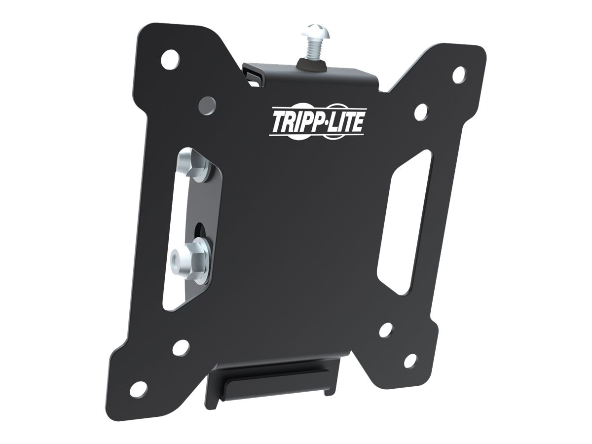 Tripp Lite Tilt Wall Mount for 13 to 27 Flat-Screen Displays, TVs, LCDs, Monitors