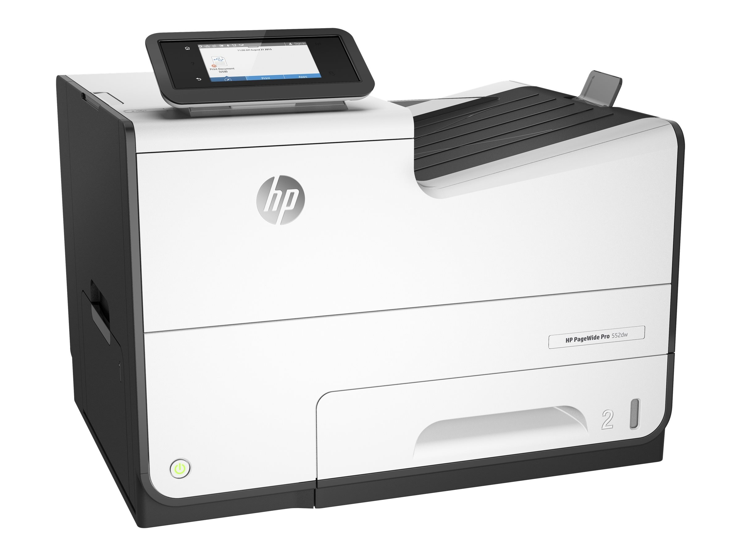 HP PageWide Pro 552dw Printer, D3Q17A#B1H