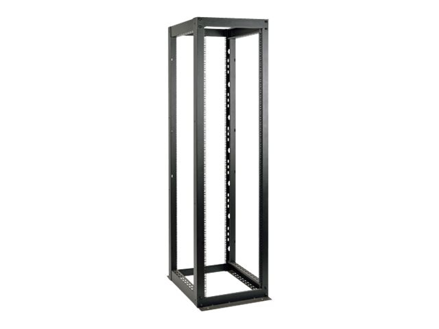 Tripp Lite SmartRack 4-Post Open Frame Rack, 52U, Heavy-Duty, SR4POST52HD, 20794418, Racks & Cabinets