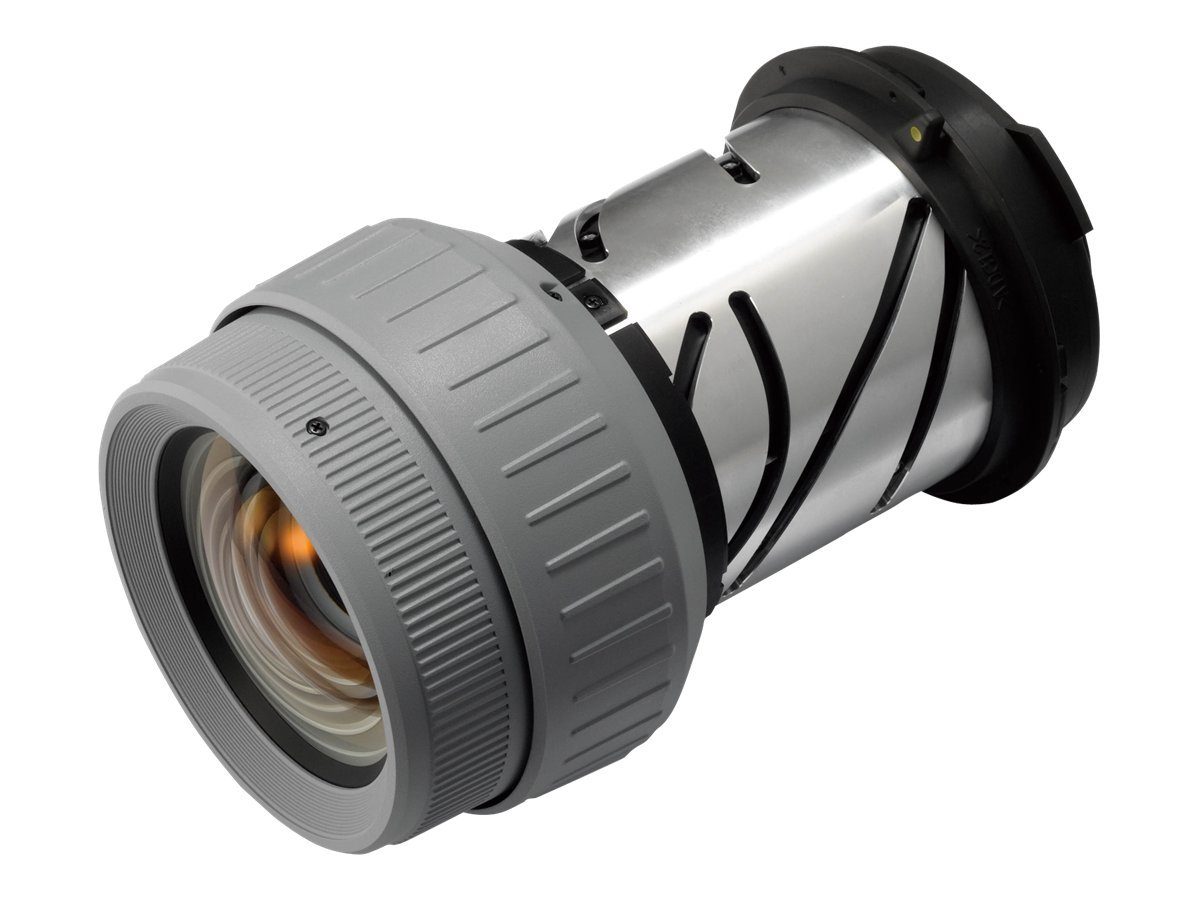 NEC 1.5-3.0:1 Zoom Lens for 500X, 500U, 5520W, 600X Projectors, NP13ZL, 12589502, Projector Accessories