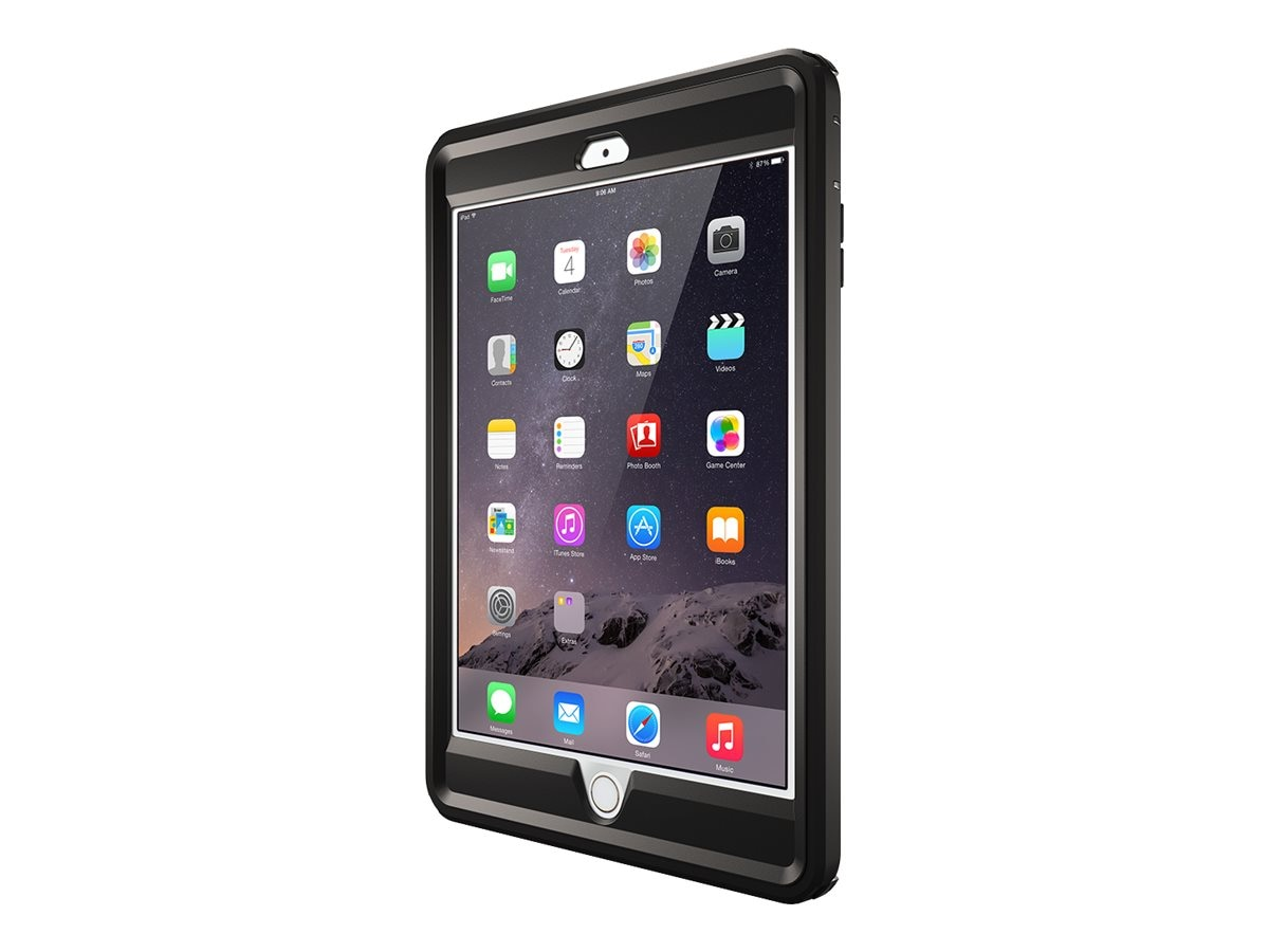 OtterBox Defender Pro Pak for iPad mini 2 3, Black