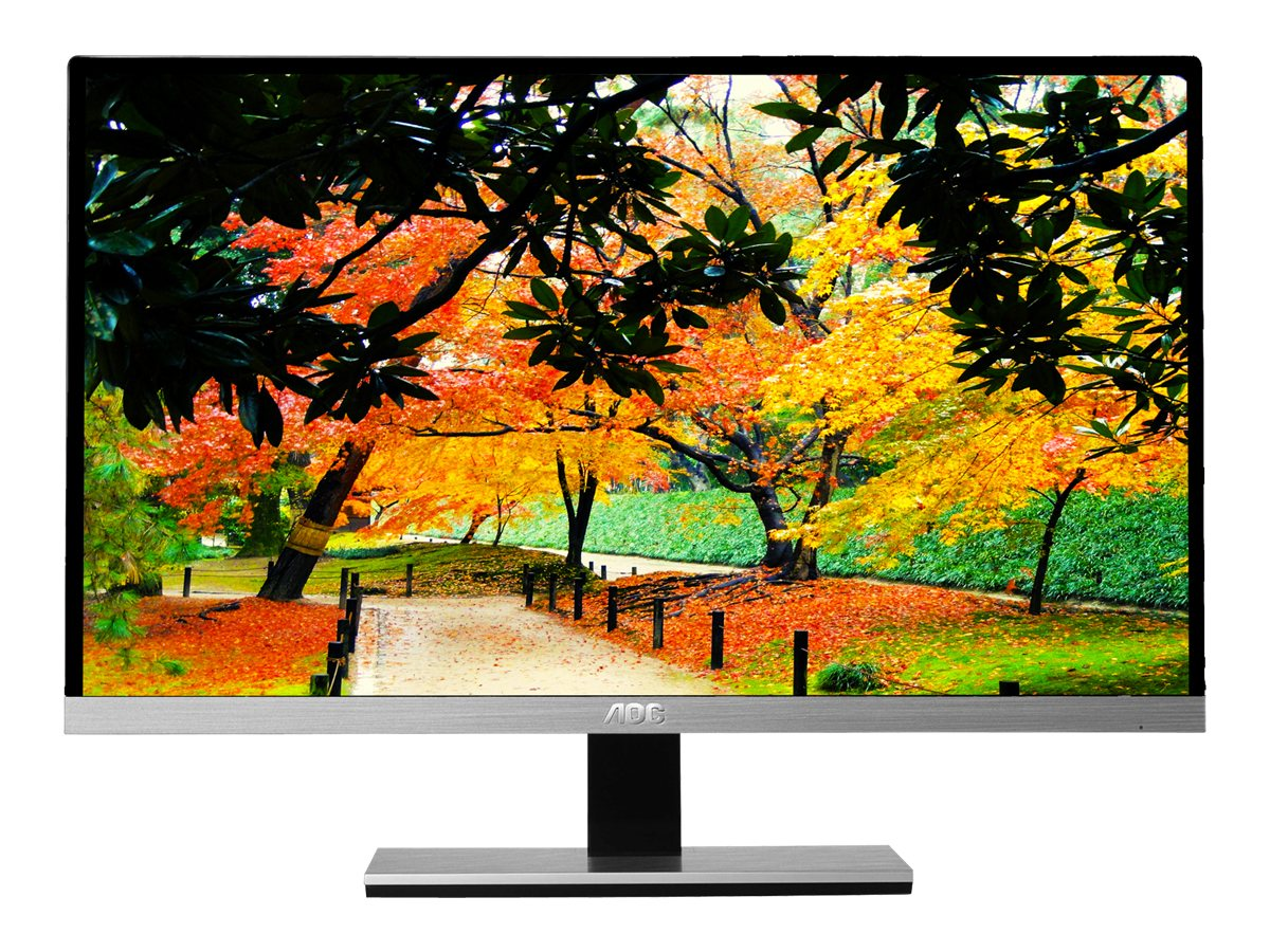 AOC 22 I2267FW Full HD LED-LCD Monitor, Black, I2267FW, 15682104, Monitors - LED-LCD