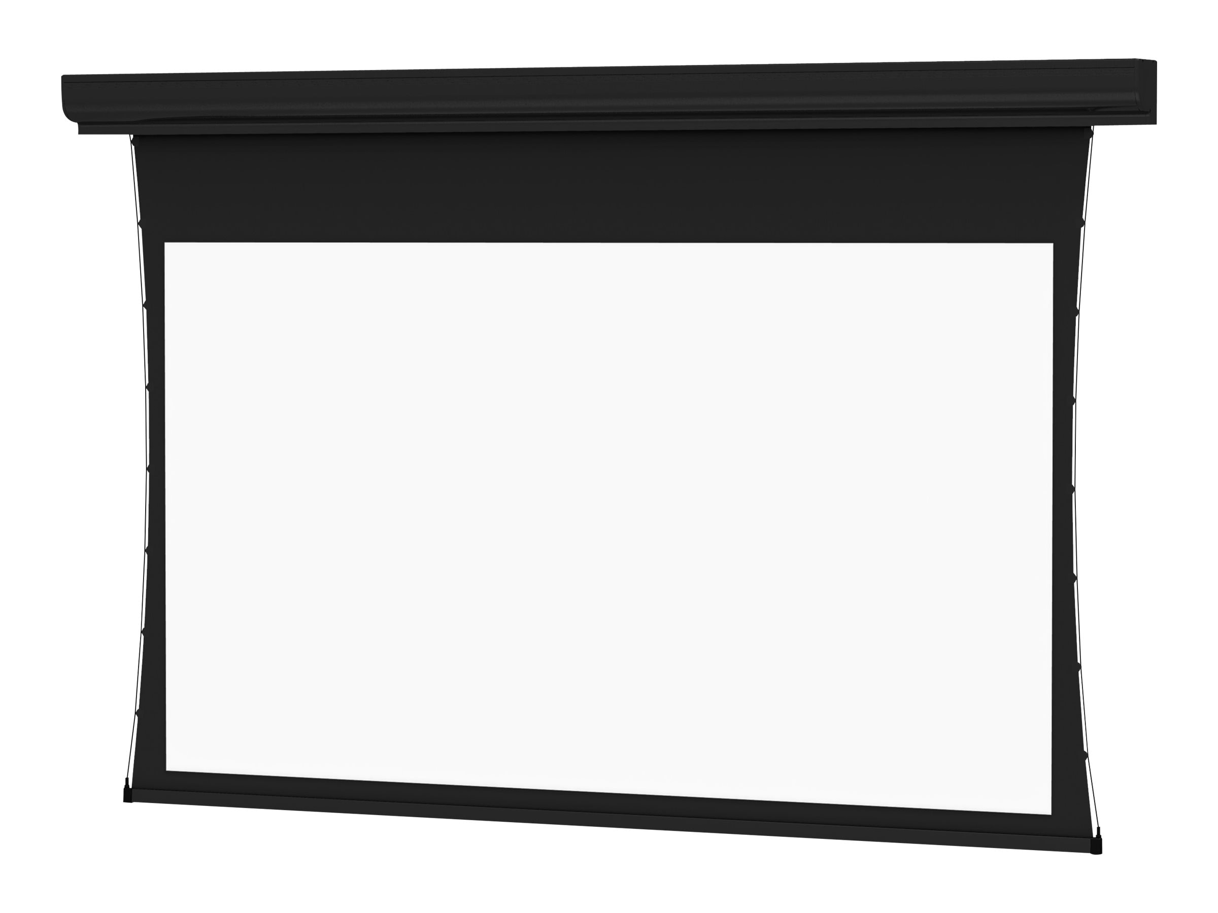 Da-Lite Tensioned Contour Electrol Projection Screen, Dual Vision, 54 x 96