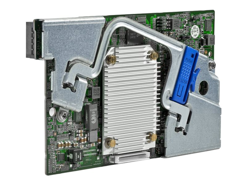 HPE Smart Array P244br 1GB FBWC 12Gb 2-ports Int SAS Controller, 749680-B21, 25485809, Controller Cards & I/O Boards