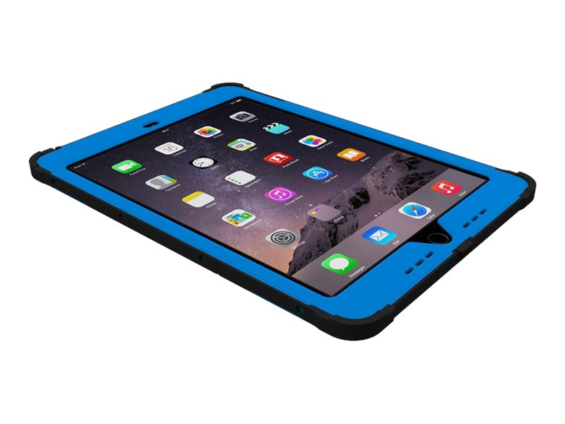 Trident Case 2015 Kraken AMS Case for iPad Air 2, Blue, KN-APIPA2-BL000