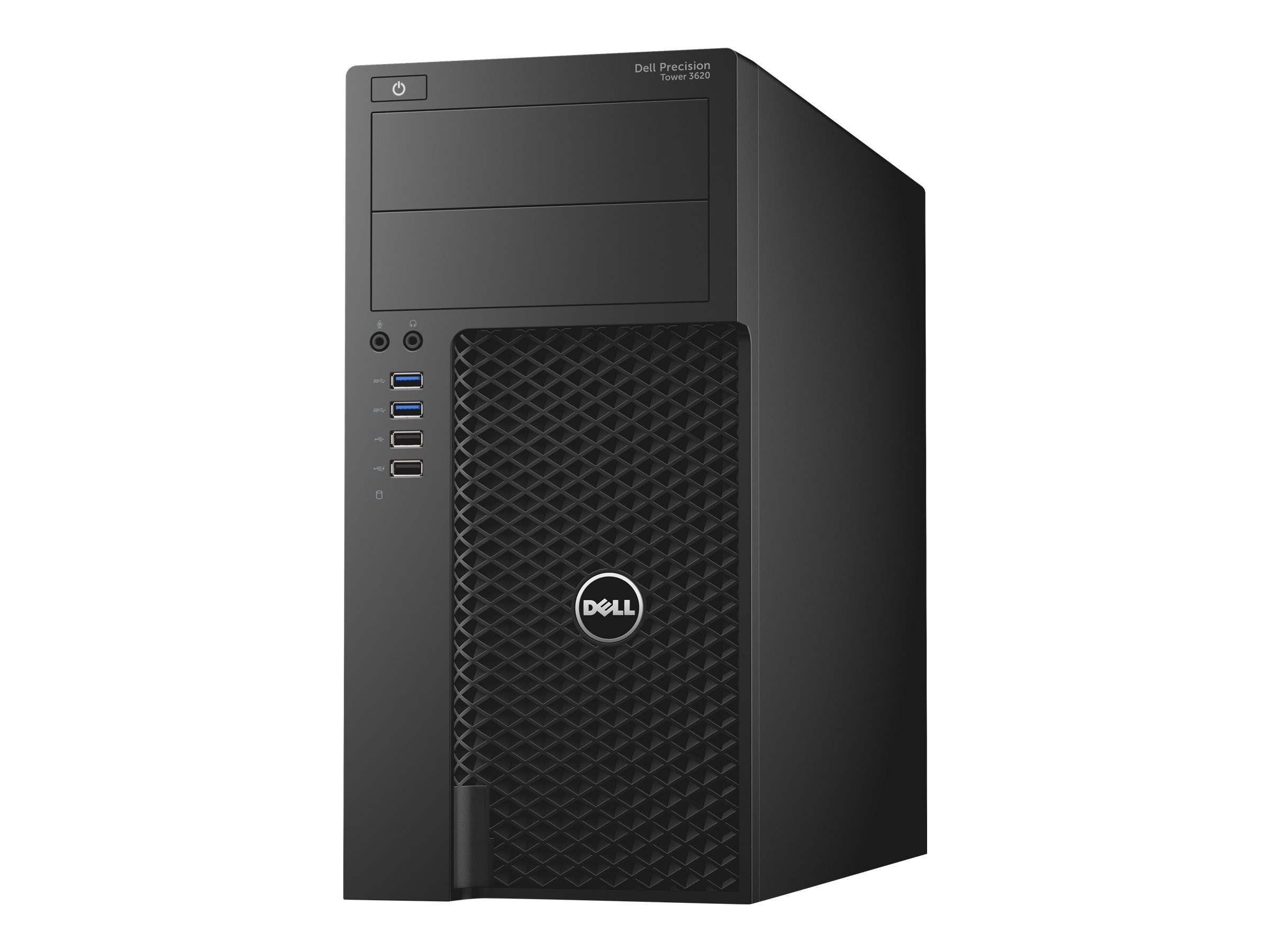 Dell Precision 3620 MT Core i7-6700 3.4GHz 8GB 1TB HD530 DVD-ROM GbE W7P64-W10P, GJD8G, 31867096, Workstations