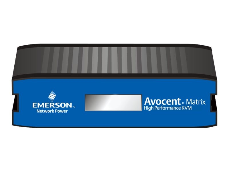 Avocent Matrix Transmitter USB Single VGA Video, MXT5120-VGA, 16298403, Network Extenders