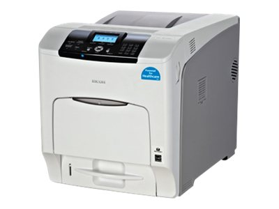 Ricoh Aficio SP C431DNHW Color Laser Printer, 407197