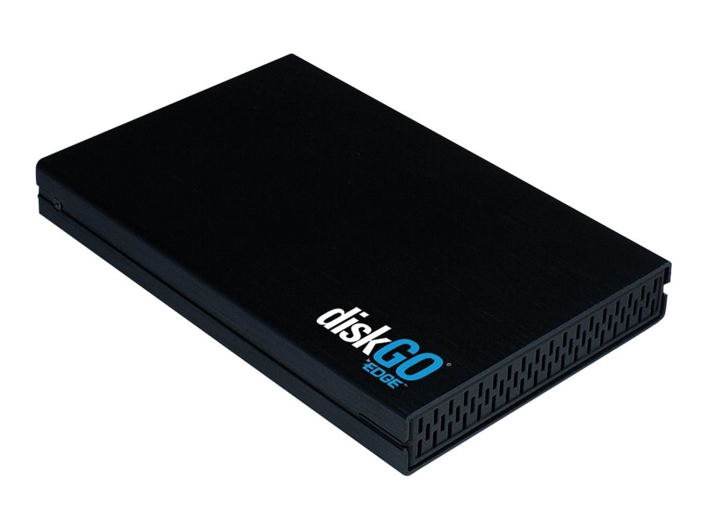 Edge 1TB DiskGO Portable USB 2.0 Hard Drive, PE231378, 13676907, Hard Drives - External