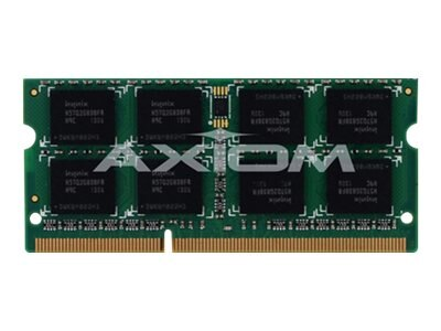 Axiom 8GB PC3-8500 DDR3 SDRAM SODIMM for Select iMac, MacBook Pro Models, AX27491835/2, 9504811, Memory