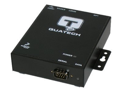 Quatech Device Server, 1 port, Surge, SSE-400D-SS, 7624238, Remote Access Hardware