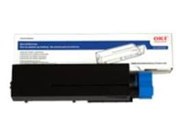 Oki Black High Capacity Toner Cartridge for B431d dn Series Printers, 44574901, 11577737, Toner and Imaging Components