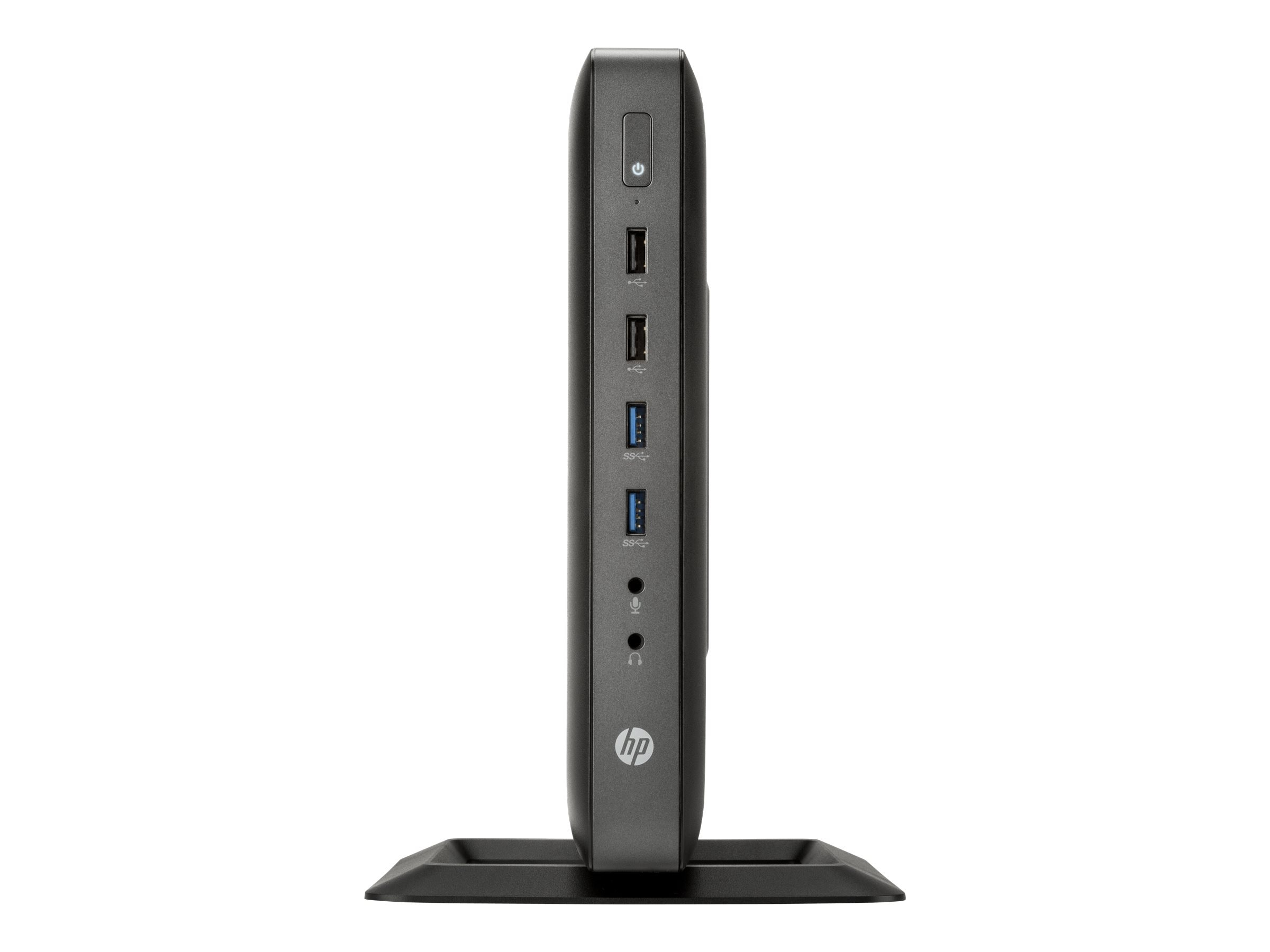 HP t620 Flexible Thin Client AMD QC GX-415GA 1.5GHz 8GB 32GB Flash HD8330E W10 IoT, V2V53UA#ABA