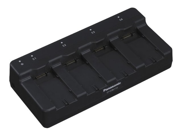 Panasonic Multi-Bay Battery Charger for CF-C1, CF-VCBC11U, 11581066, Battery Chargers