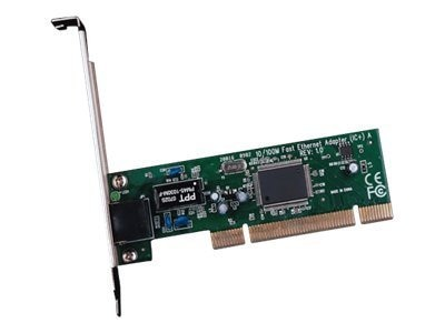 TP-LINK 10 100 PCI NIC IC Plus IP100A Chip