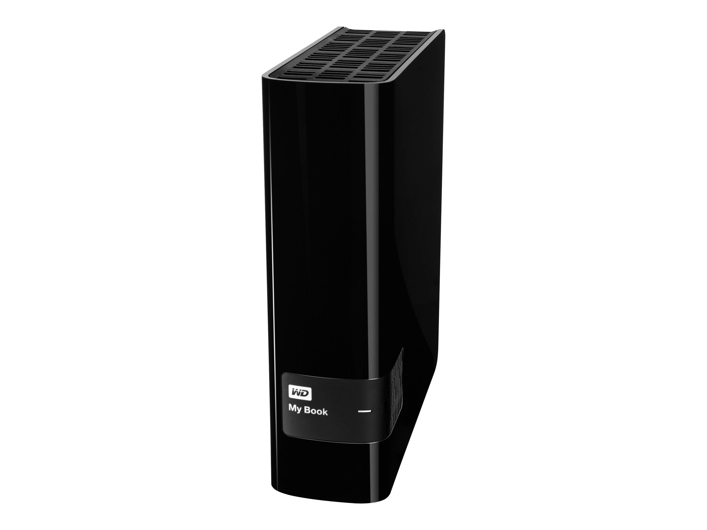 WD 4TB My Book Desktop USB 3.0 External Hard Drive, WDBFJK0040HBK-NESN