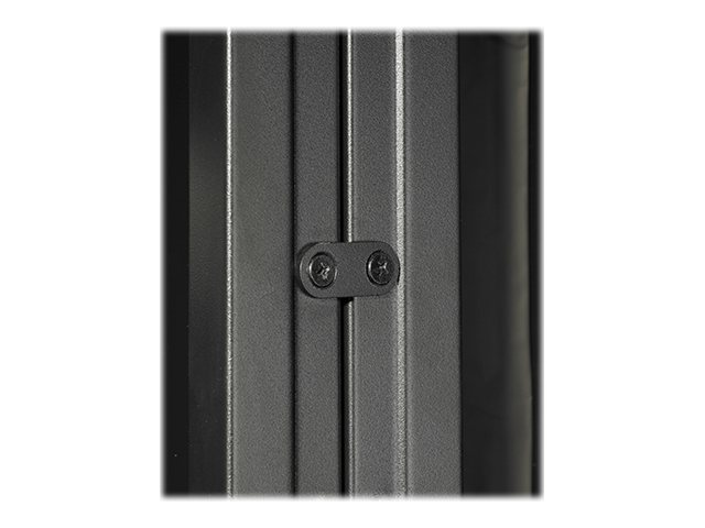 APC NetShelter SV 42U 600mm Wide x 1200mm Deep Enclosure with Sides, Black, AR2500