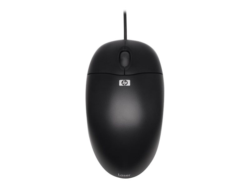 HP USB Optical Scroll Mouse, QY777AA