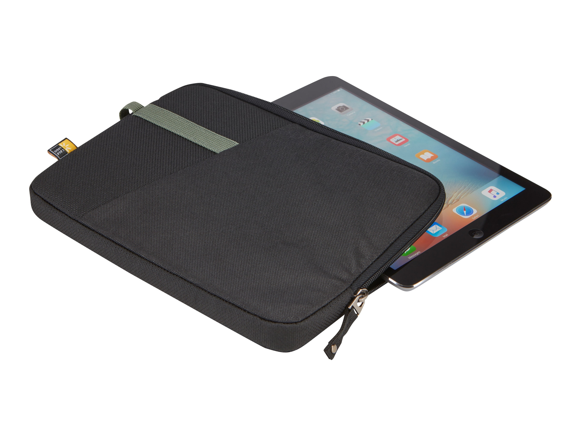 Case Logic Ibira 10 Tablet Sleeve, Black