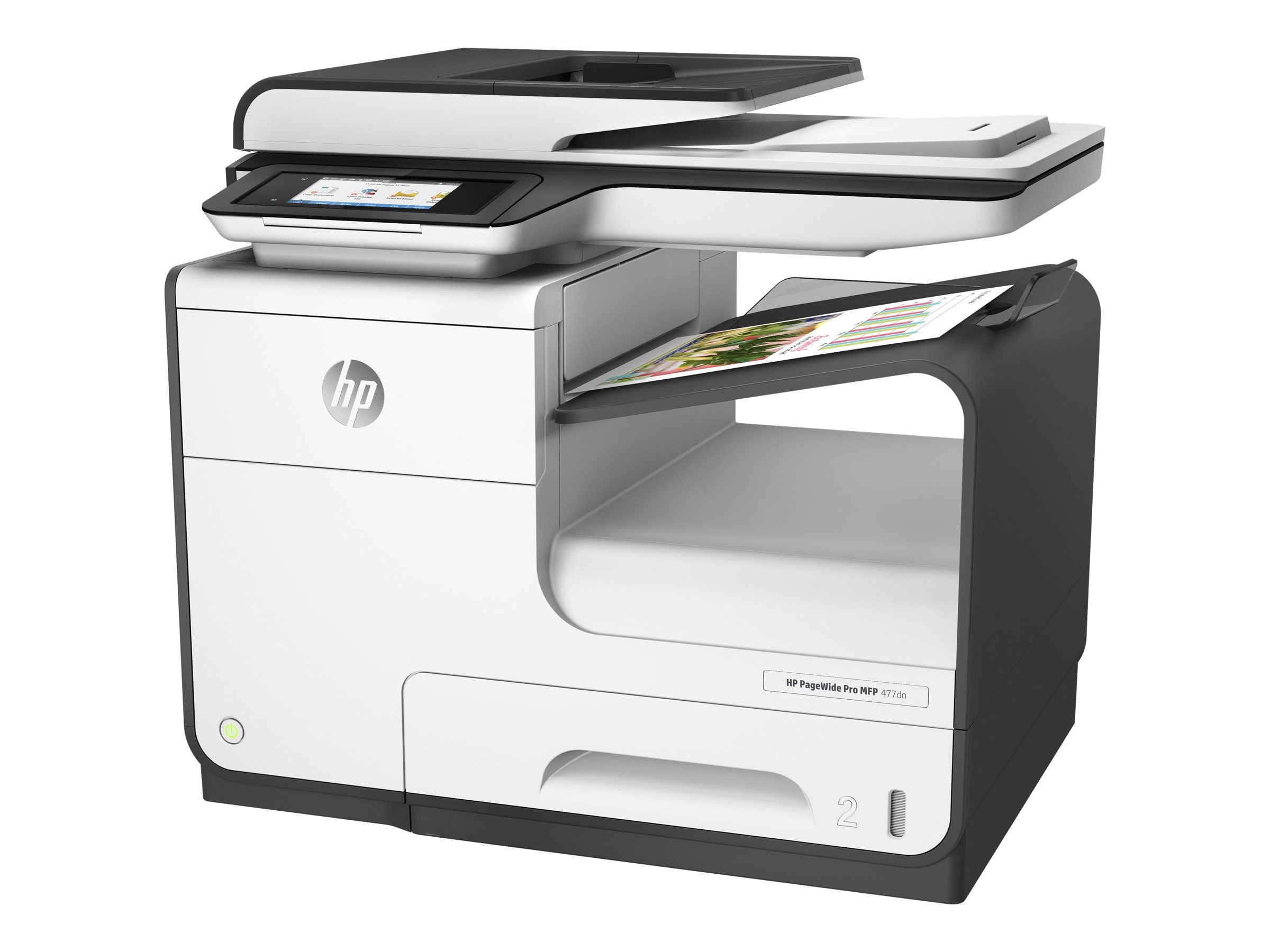 HP PageWide Pro 477dn MFP
