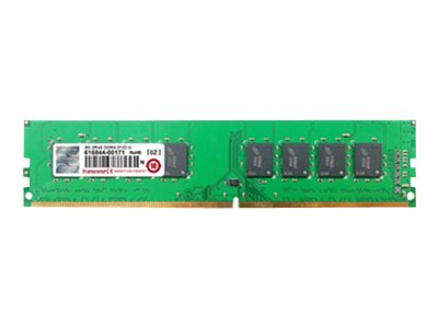 Transcend 4GB PC4-17000 288-pin DDR4 SDRAM UDIMM, TS512MLH64V1H