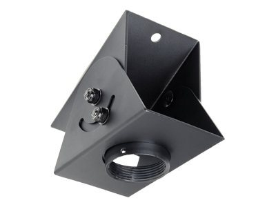 Peerless Lightweight Cathedral Ceiling Plate Black, ACC -912, 5963586, Stands & Mounts - AV